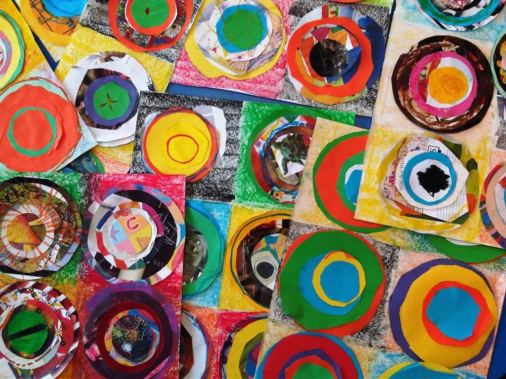 Kandinsky Art For Kids